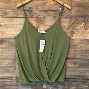NWT! All In Favor Tank